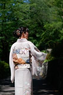6月初旬結婚式の着物レンタル